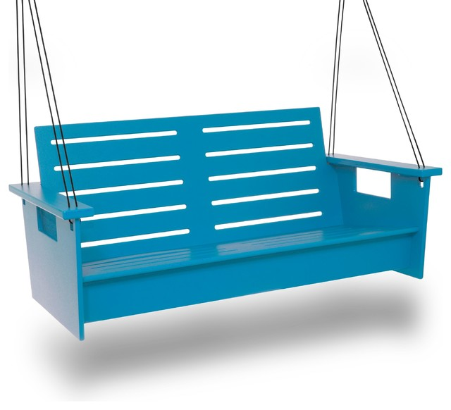 Go Porch Swing - Modern - Outdoor Swingsets