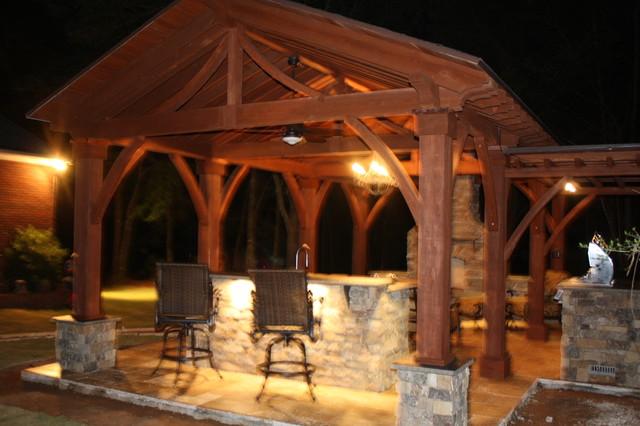 Daphne Alabama traditional-patio