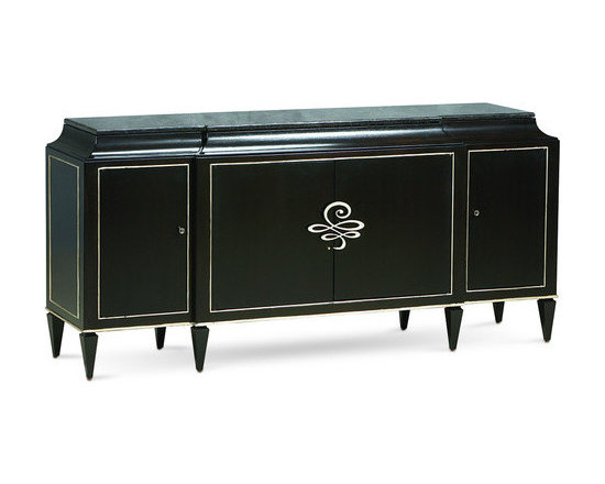 Sideboard with Marble Top -