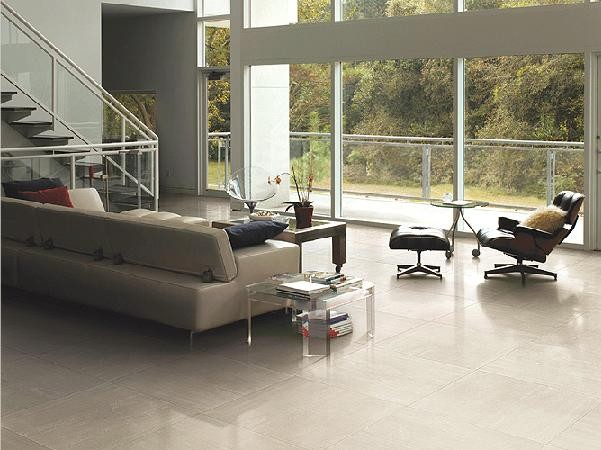 Xcite Noon Porcelain Tile Modern Living Room Toronto By Cercan Tile Inc