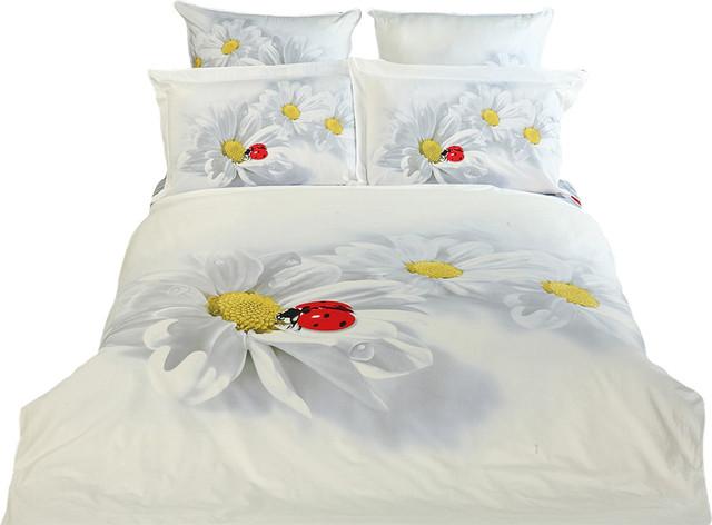Luxury Modern Queen Bedding Duvet Cover Set Dolce Mela DM421, Twin contemporary-duvet-covers-and-duvet-sets