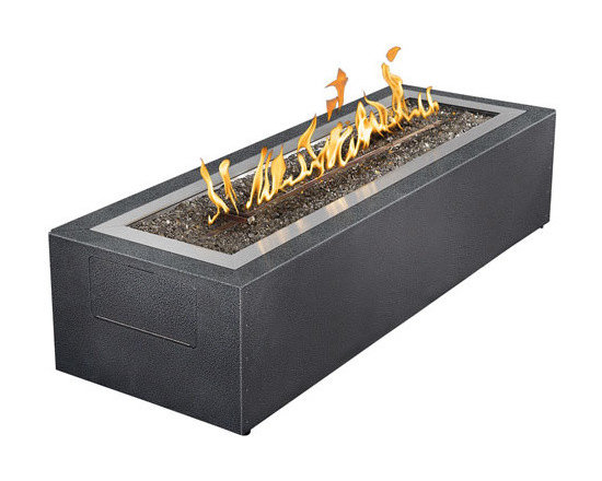 Napoleon - Napoleon Linear PatioFlame - A truly unique outdoor fire pit with a slim, sleek modern design, adding to the excitement of outdoor living.