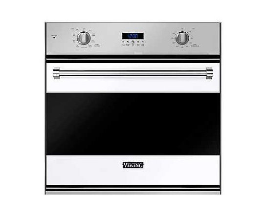 """Viking 3 Series 30"""" Single Oven, White 