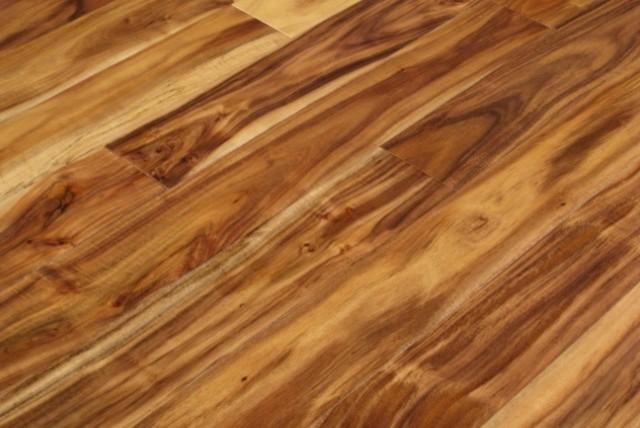 Acacia asian walnut natural hardwood floors for Natural hardwood floors