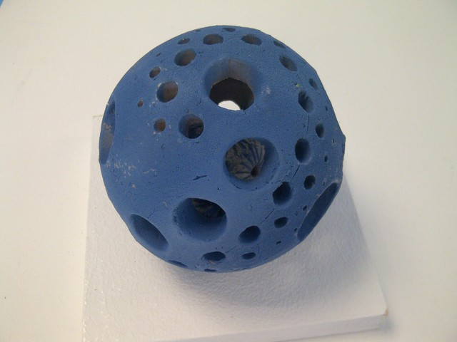 """9cm (3.5"""") D Spheres contemporary-garden-statues-and-yard-art"""