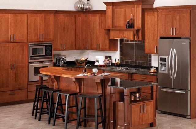 Mission - Kitchen Cabinetry - nashville - by Kabinart