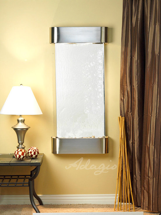 The Cascade Springs - Wall Mounted Water Features -