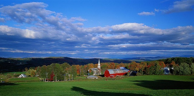 new england landscape wallpaper - photo #7