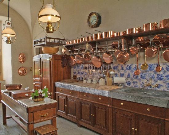 Kitchen Stone Sinks (Farmhouse Syle) -