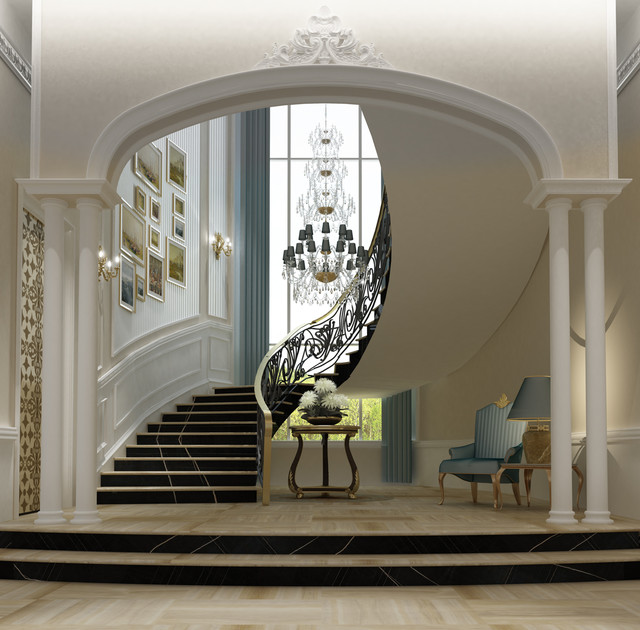 Private palace interior design dubai uae for One agency interior design dubai