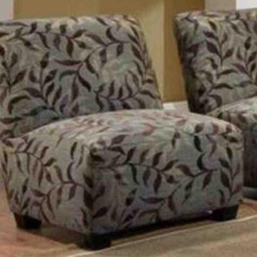 Chelsea Home Tiffany Armless Chair - Sonar Mahogany modern-dining-chairs
