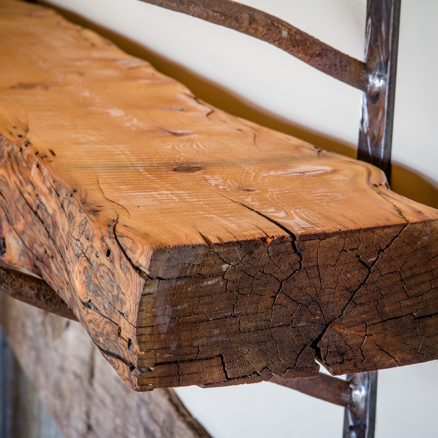 Our Reclaimed Furniture Rustic Fireplace Mantels Edmonton By Urban Timber Reclaimed