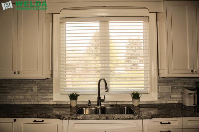 WELDA Windows & Doors window-blinds