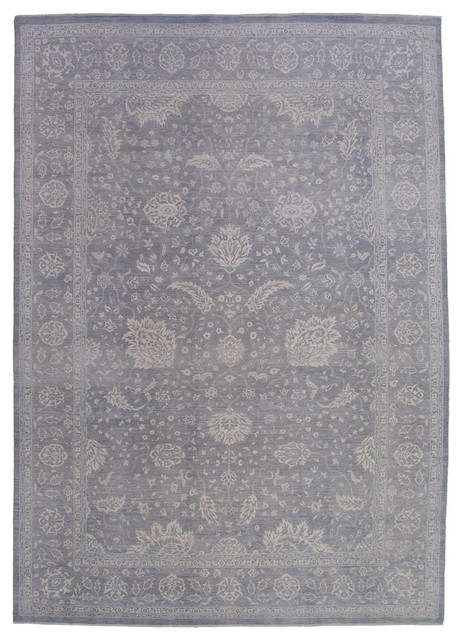 Ottoman (28942), 9-10 x 13-11 traditional-rugs