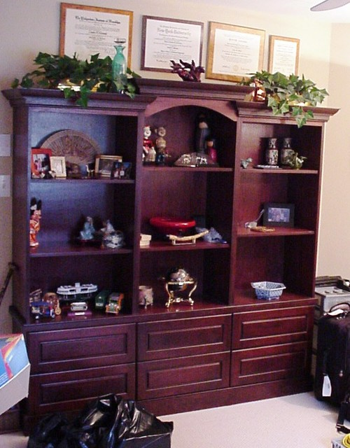 Custom Furniture traditional-home-office