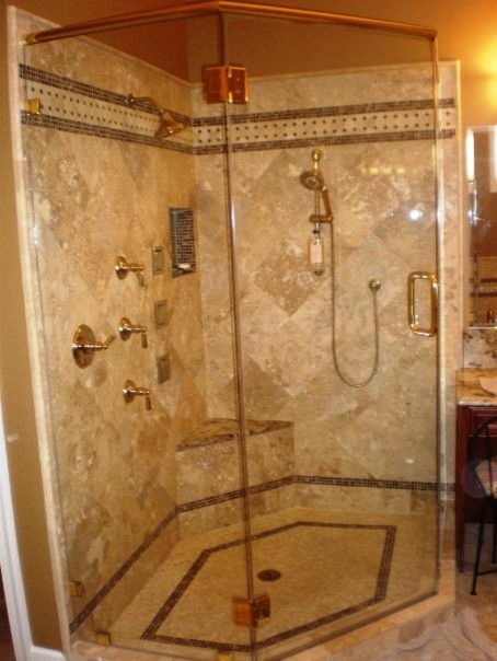 Bathroom Remodels eclectic