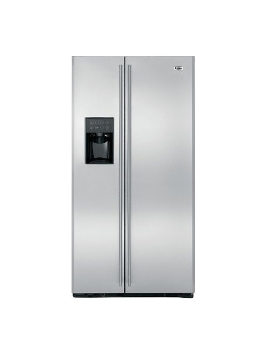 GE Monogram 24.6 cu. ft. Side-by-Side Refrigerator -