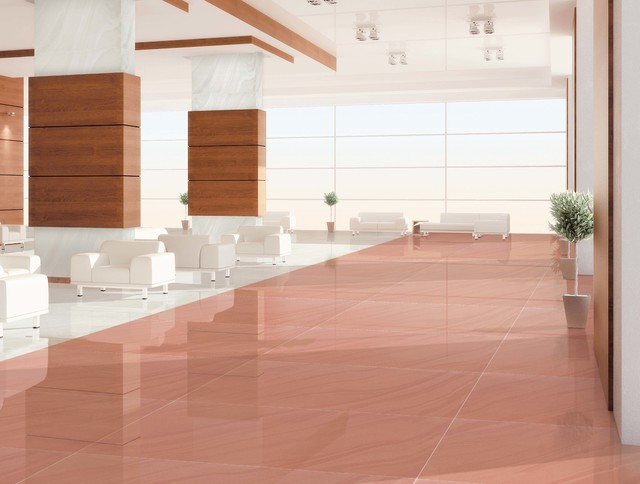 Model UAEbased Firm, RAK Ceramics  Exhibition Of Ceramic Tile And Bathroom Furnishing 2011, In Bologna, Italy RAK Ceramics Will Be Launching The Sandust, Lapatofinish Floor Tile And Linia And Lamina Glossy Wall Tiles, While New