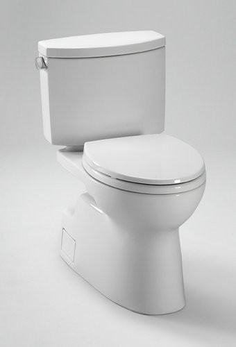 Toto CST474CEFG#12 Sedona Beige Vespin II Vespin II 1 GPF Two Piece contemporary-toilets