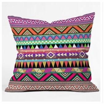 Bianca Green Overdose Throw Pillow modern-decorative-pillows