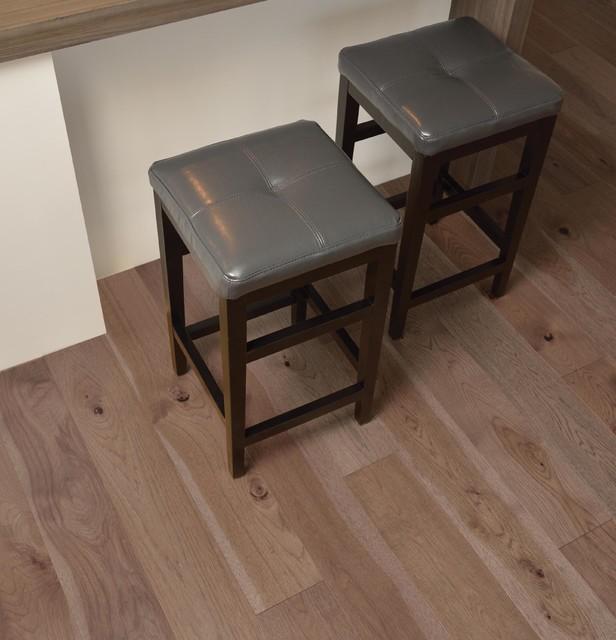 Mirage Hardwood Flooring contemporary-hardwood-flooring