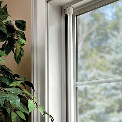 Adjustable Window Security Bar-Set of 2 - Contemporary - Windows - by ...