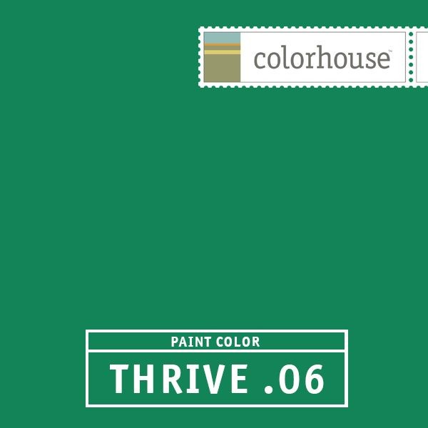 Colorhouse THRIVE .06 paint