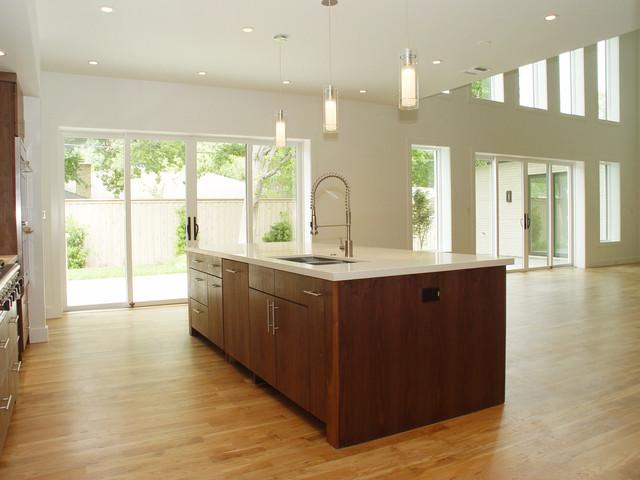Alta Vista New Build modern-kitchen