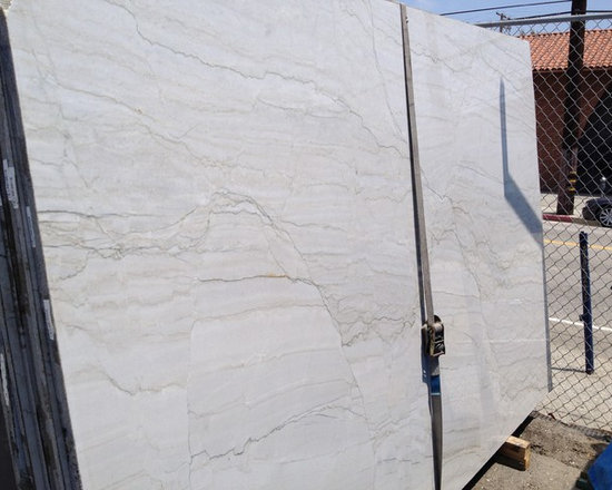 White Macauba Quartzite Granite