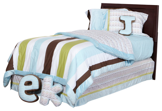 Puppy Pal Boy - Full Comforter contemporary-kids-bedding