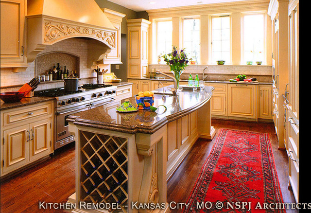 Residential Architecture traditional-kitchen