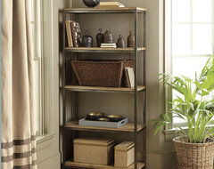 Durham Tall Bookcase traditional-bookcases