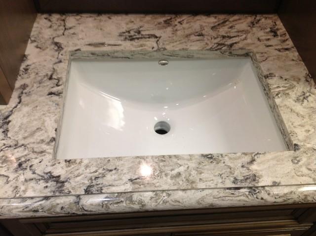 Vanity Display traditional-vanity-tops-and-side-splashes
