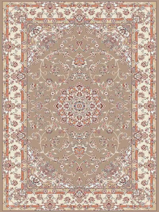 Machine made persian rug and carpet -