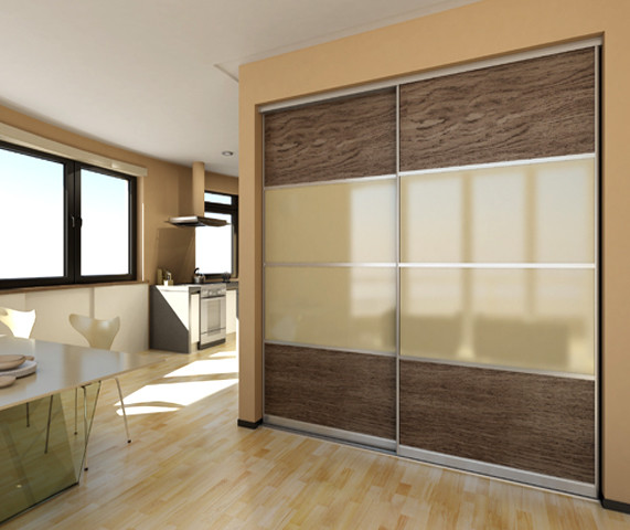 Closet Doors - Modern - Interior Doors - other metro - by DAYORIS Doors / Panels