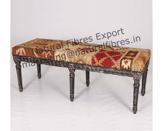 Upholstered Bench -