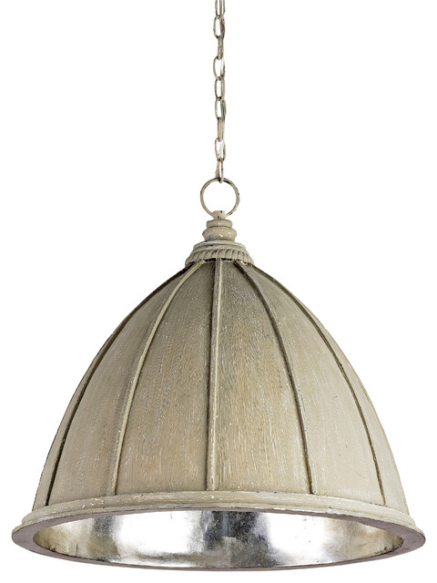 Fenchurch Pendant Farmhouse Pendant Lighting by Currey & pany Inc