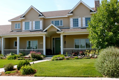 Brown Exterior House Paint Photos http://www.houzz.com/discussions/168445/Need-help-with-exterior-paint-color