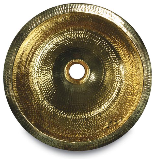Brass Sink : Nantucket Sink rlb - 16