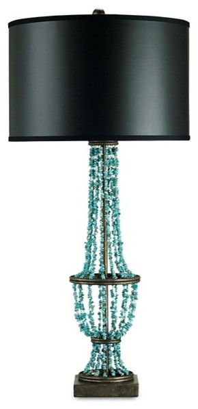 Preston Table Lamp contemporary-table-lamps