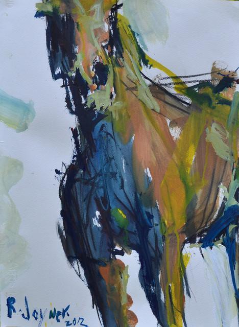 Modern Horse Art Contemporary Artwork Other Metro