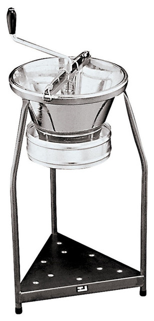 Sieve for 15-Quart Tin Food Mill with 1/16-in. Perforations traditional-kitchen-tools