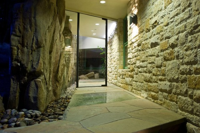 Modern Interiors & Hardscapes eclectic-entry