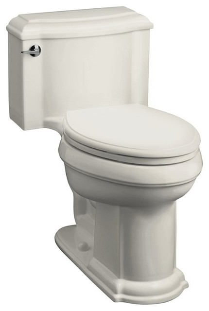 Kohlers Toilets : KOHLER K-3488-96 Devonshire Comfort Height One-Piece Elongated Toilet ...