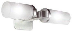 Europa 2 Light Wall Sconce contemporary-wall-lighting
