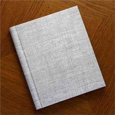 Rag and Bone Large Frame Album | Crosshatch modern-picture-frames
