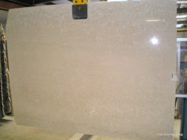 Botticino Fiorito Marble slab  bathroom countertops