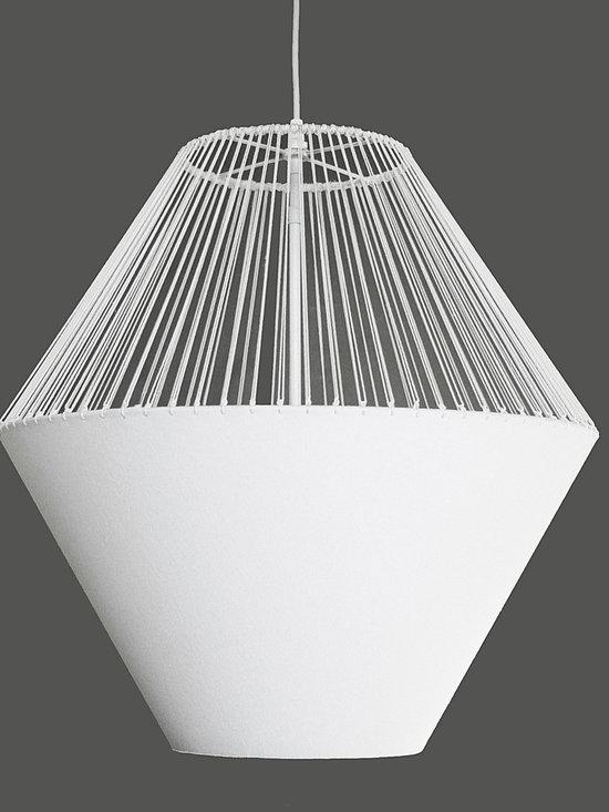 Lafayette - White pendant light fixture from Studio Jota.