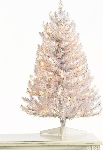3 foot white tree tree 3 foot white tree with clear lights traditional - 3 Foot White Christmas Tree