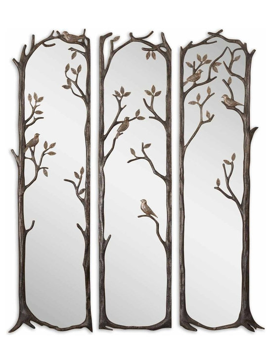 Perching Birds, S/3 by Uttermost - StudioLX